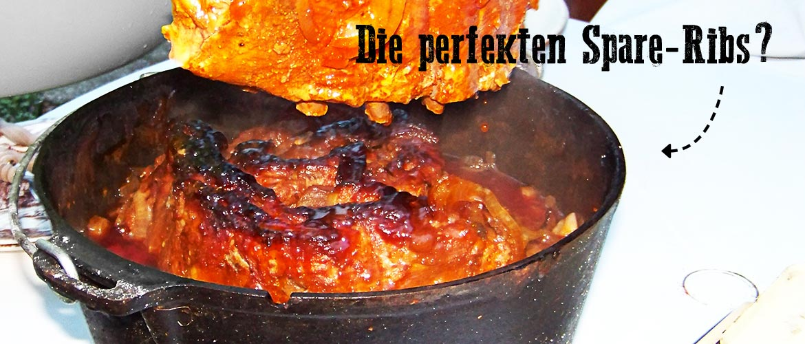 Spare Ribs Dutch Oven Events